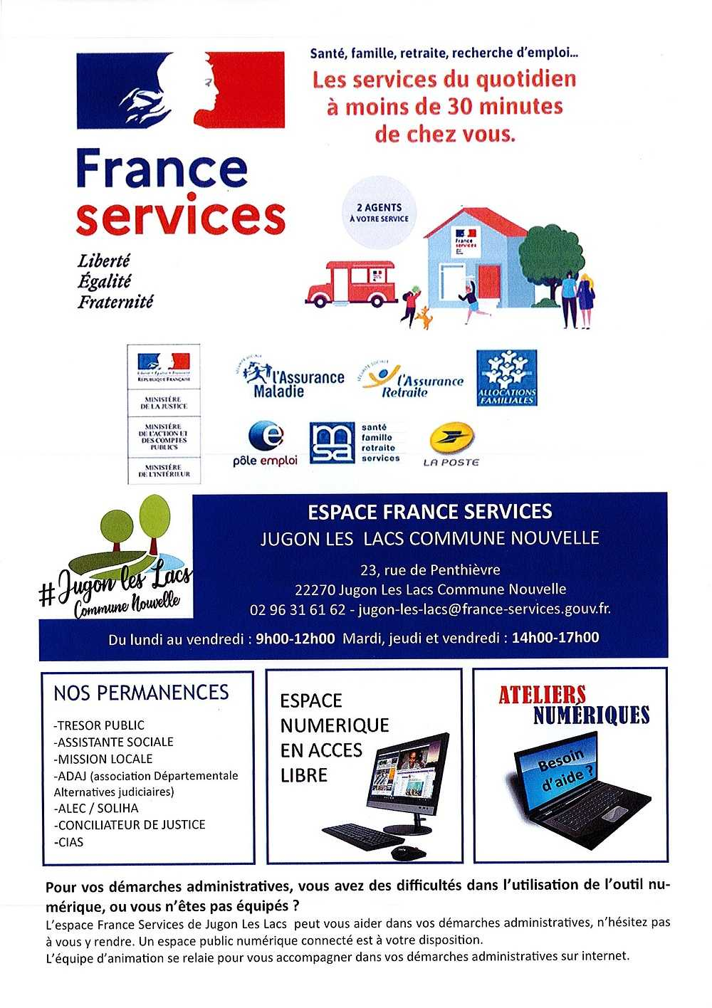 France Services 0
